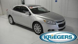 2014 Chevrolet Malibu Sedan for sale in Muscatine for $20,520 with 15,548 miles.