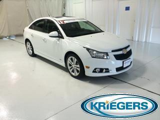 2012 Chevrolet Cruze Sedan for sale in Muscatine for $18,950 with 31,501 miles.