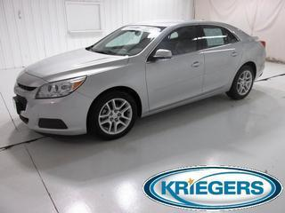 2014 Chevrolet Malibu Sedan for sale in Muscatine for $19,985 with 13,857 miles.