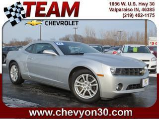 Used 2013 Chevrolet Camaro - Valparaiso IN