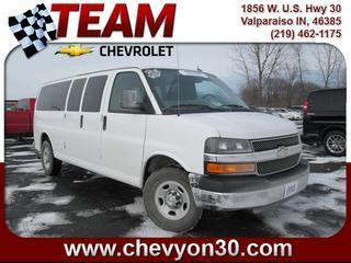 Used 2013 Chevrolet Express 3500 - Valparaiso IN