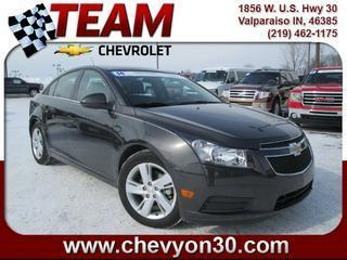 Used 2014 Chevrolet Cruze - Valparaiso IN