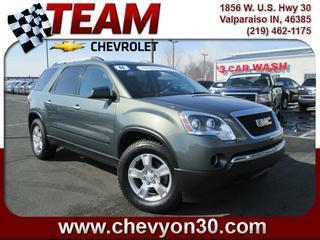 Used 2011 GMC Acadia - Valparaiso IN