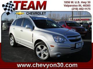 Used 2013 Chevrolet Captiva Sport - Valparaiso IN