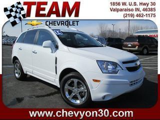 Used 2014 Chevrolet Captiva Sport - Valparaiso IN