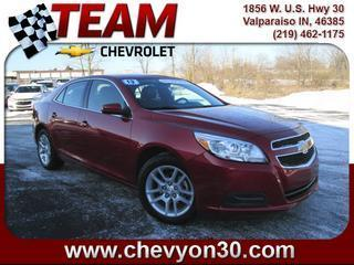 Used 2013 Chevrolet Malibu - Valparaiso IN