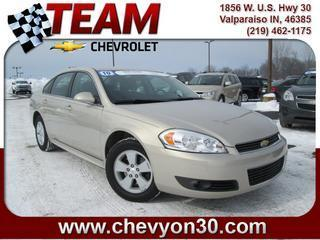 Used 2010 Chevrolet Impala - Valparaiso IN