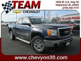 Used 2011 GMC Sierra 1500 - Valparaiso IN