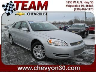 Used 2012 Chevrolet Impala - Valparaiso IN