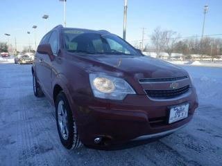 Used 2014 Chevrolet Captiva Sport - Elkhart IN