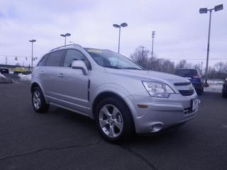 Used 2013 Chevrolet Captiva Sport - Elkhart IN