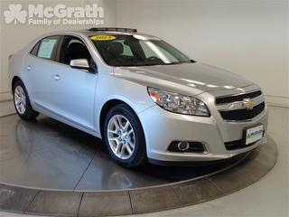 2013 Chevrolet Malibu Sedan for sale in Cedar Rapids for $26,998 with 7,830 miles.