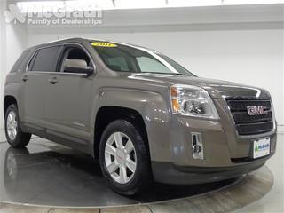 2011 GMC Terrain SUV for sale in Cedar Rapids for $22,998 with 27,011 miles.