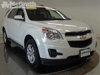2011 Chevrolet Equinox SUV for sale in Cedar Rapids for $21,998 with 31,256 miles.