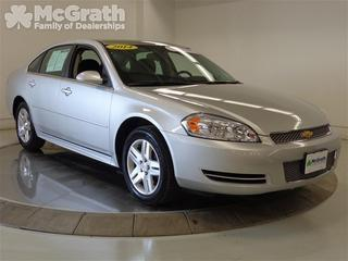 2014 Chevrolet Impala Limited LS Sedan for sale in Cedar Rapids for $21,998 with 11,648 miles.