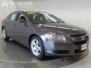 2011 Chevrolet Malibu Sedan for sale in Cedar Rapids for $16,998 with 28,864 miles.