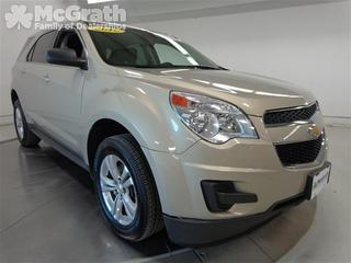 2012 Chevrolet Equinox SUV for sale in Cedar Rapids for $19,998 with 63,169 miles.