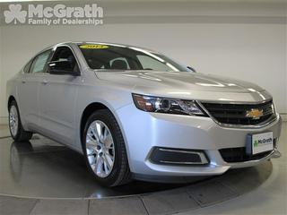 2014 Chevrolet Impala Sedan for sale in Cedar Rapids for $25,998 with 7,414 miles.