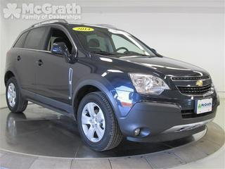 2014 Chevrolet Captiva Sport SUV for sale in Cedar Rapids for $22,998 with 6,269 miles.