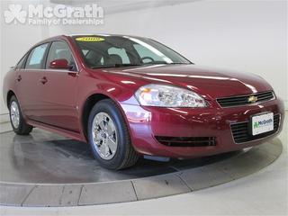 2009 Chevrolet Impala Sedan for sale in Cedar Rapids for $14,998 with 62,989 miles.