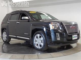 2013 GMC Terrain SUV for sale in Cedar Rapids for $35,998 with 13,398 miles.