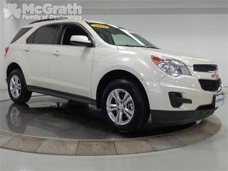 2013 Chevrolet Equinox SUV for sale in Cedar Rapids for $26,998 with 4,072 miles.