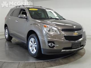 2012 Chevrolet Equinox SUV for sale in Cedar Rapids for $21,998 with 62,861 miles.