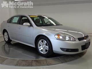 2011 Chevrolet Impala Sedan for sale in Cedar Rapids for $16,998 with 47,888 miles.