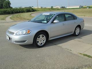 2013 Chevrolet Impala Sedan for sale in Marshalltown for $19,595 with 14,299 miles.