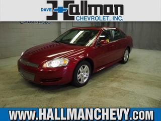 2013 Chevrolet Impala Sedan for sale in Erie for $20,950 with 19,974 miles.