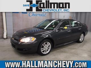 2013 Chevrolet Impala Sedan for sale in Erie for $20,950 with 33,447 miles.