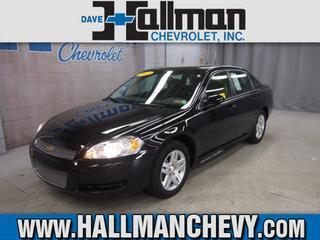 2013 Chevrolet Impala Sedan for sale in Erie for $19,988 with 29,298 miles.