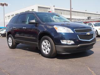 2012 Chevrolet Traverse SUV for sale in Detroit for $21,995 with 35,207 miles.