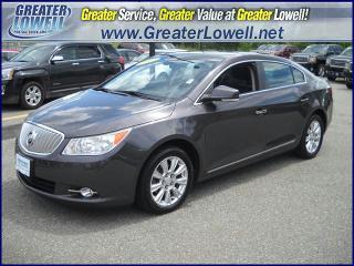 2012 Buick LaCrosse Leather Sedan for sale in Lowell for $23,900 with 21,495 miles.