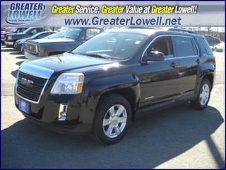 2010 GMC Terrain SUV for sale in Lowell for $19,900 with 74,135 miles.