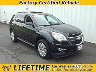 2010 Chevrolet Equinox SUV for sale in Albany for $22,935 with 35,610 miles.
