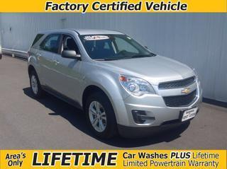 2012 Chevrolet Equinox SUV for sale in Albany for $19,638 with 38,649 miles.