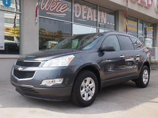 2012 Chevrolet Traverse SUV for sale in Detroit for $17,995 with 61,877 miles.