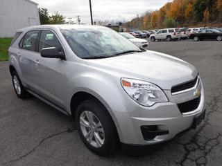 2012 Chevrolet Equinox SUV for sale in Newark for $19,987 with 18,480 miles.