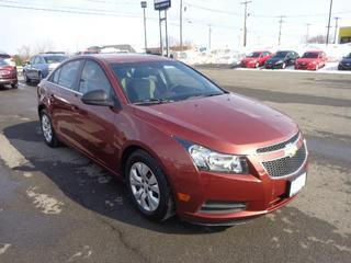 2012 Chevrolet Cruze Sedan for sale in Newark for $14,988 with 24,564 miles.