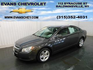 2011 Chevrolet Malibu Sedan for sale in Baldwinsville for $13,995 with 37,027 miles.