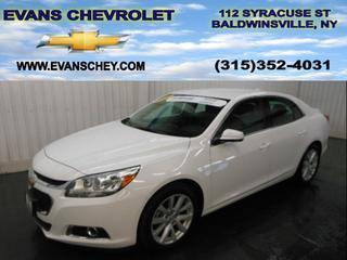 2014 Chevrolet Malibu Sedan for sale in Baldwinsville for $19,495 with 21,873 miles.