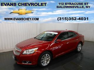 2013 Chevrolet Malibu Sedan for sale in Baldwinsville for $17,995 with 31,627 miles.