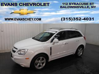 2014 Chevrolet Captiva Sport SUV for sale in Baldwinsville for $20,995 with 15,082 miles.