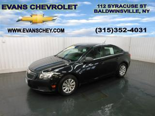 2011 Chevrolet Cruze Sedan for sale in Baldwinsville for $12,995 with 36,353 miles.