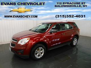 2010 Chevrolet Equinox SUV for sale in Baldwinsville for $15,495 with 48,723 miles.
