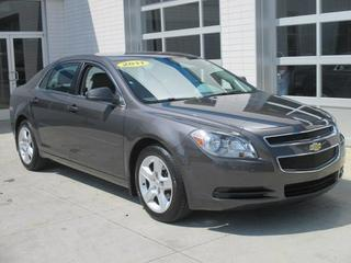 2011 Chevrolet Malibu Sedan for sale in Muskegon for $15,900 with 18,213 miles.