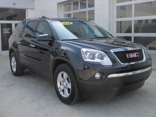 2012 GMC Acadia SUV for sale in Muskegon for $26,900 with 17,575 miles.