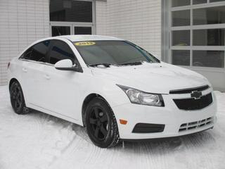 2013 Chevrolet Cruze Sedan for sale in Muskegon for $16,900 with 9,348 miles.