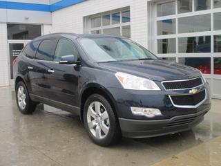 2012 Chevrolet Traverse SUV for sale in Muskegon for $25,900 with 10,186 miles.